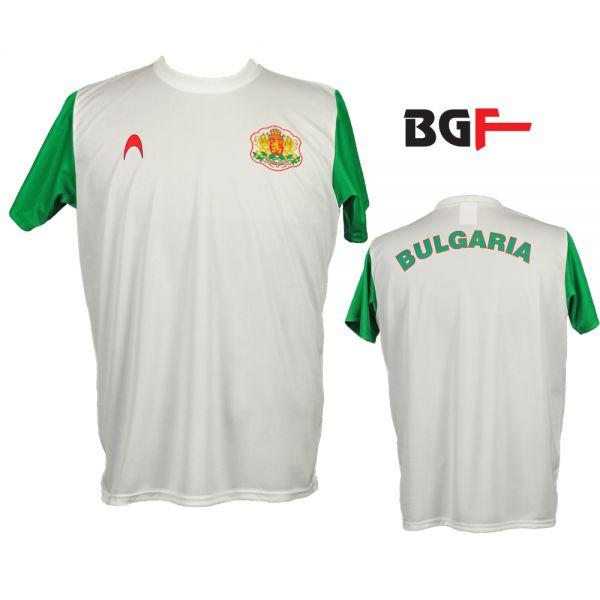 BGF Фланелка България 04
