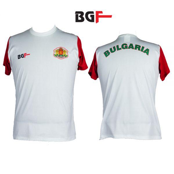 BGF Фланелка България 03
