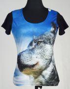 JEAN  Дамска Фланелка Wolf